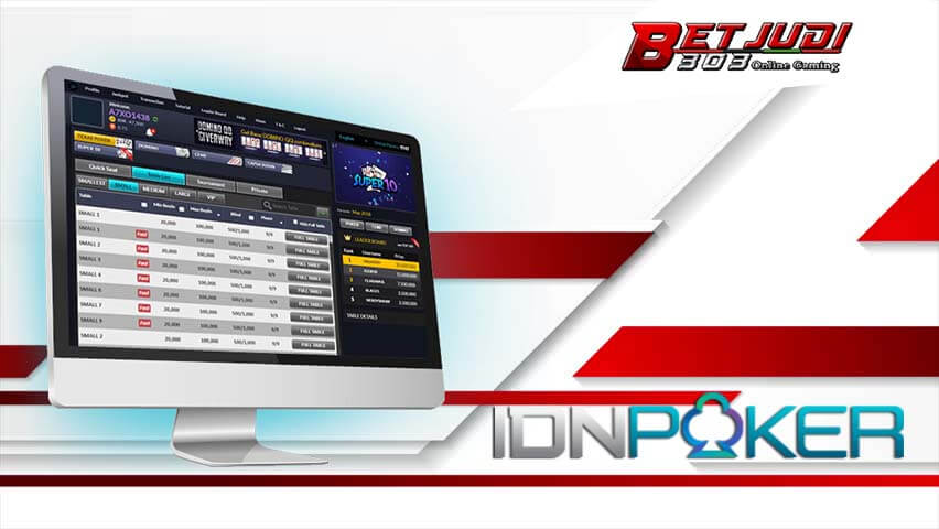 Link Alternatif Poker Online IDN Play Terbaru